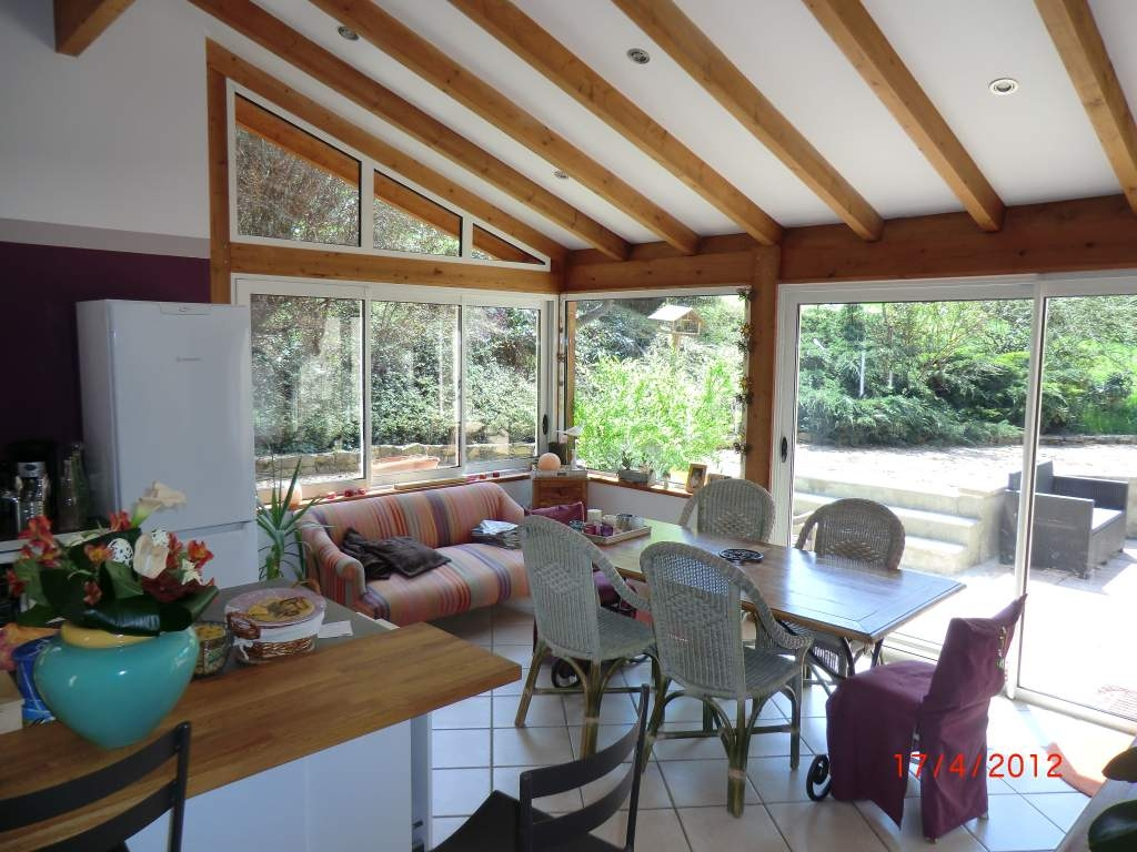 veranda bois bourg en bresse veranda. Black Bedroom Furniture Sets. Home Design Ideas